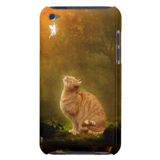 Cat And Fairy iPod Touch Covers