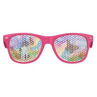 Cat and Monarchs Kids Sunglasses
