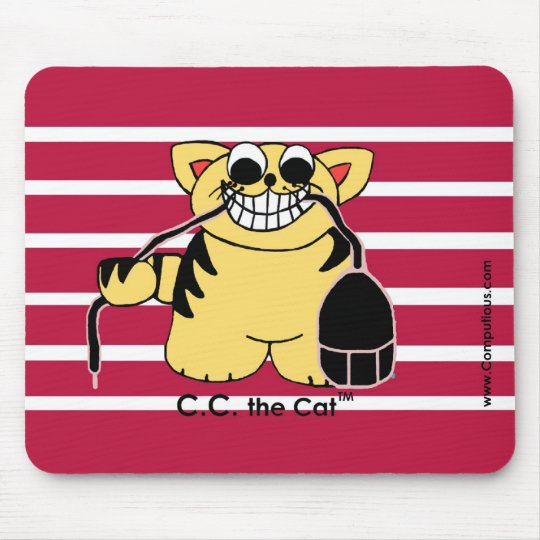CAT-and-MOUSE Mouse Pad