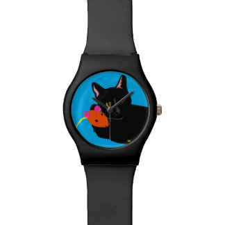 Cat and Mouse Watch! Watch