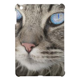 Cat Animal Cat Portrait Cat's Eyes Tiger Cat iPad Mini Case