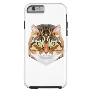 Cat Art Tough iPhone 6 Case