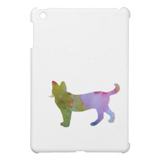 Cat Artwork iPad Mini Cover