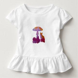 Cat Artwork Toddler T-shirt