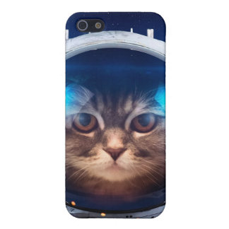 Cat astronaut - cats in space  - cat space case for iPhone 5/5S