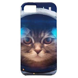 Cat astronaut - cats in space  - cat space case for the iPhone 5