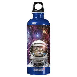 Cat astronaut - crazy cat - cat