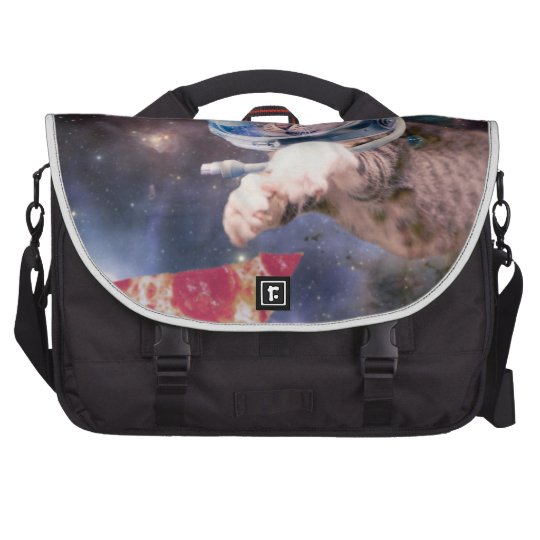 cat astronaut - funny cats - cats in space bags for laptop