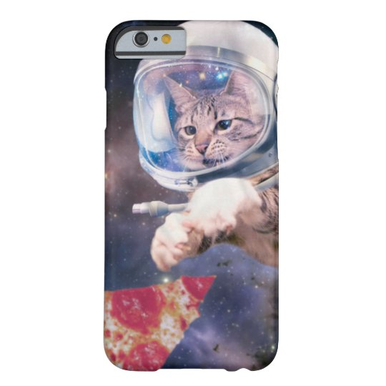 cat astronaut - funny cats - cats in space barely there iPhone 6 case