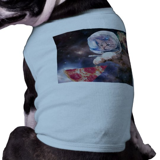 cat astronaut - funny cats - cats in space dog tee