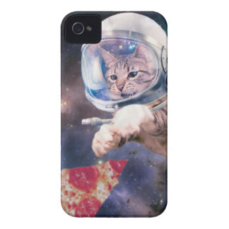cat astronaut - funny cats - cats in space iPhone 4 Case-Mate case