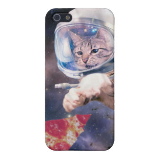 cat astronaut - funny cats - cats in space iPhone 5/5S cover