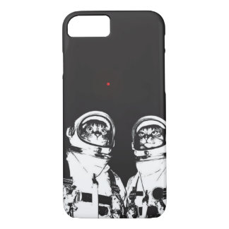 Cat Astronaut iPhone 8/7 Case