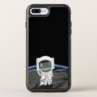 Cat Astronaut! OtterBox Symmetry iPhone 8 Plus/7 Plus Case