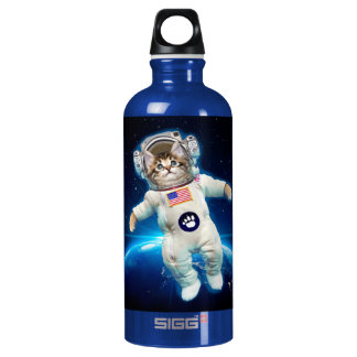 Cat astronaut - space cat - Cat lover