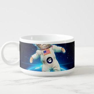 Cat astronaut - space cat - Cat lover Bowl