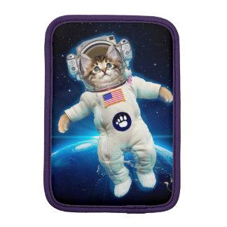 Cat astronaut - space cat - Cat lover iPad Mini Sleeve
