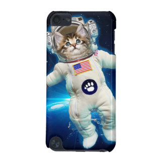 Cat astronaut - space cat - Cat lover iPod Touch (5th Generation) Cases