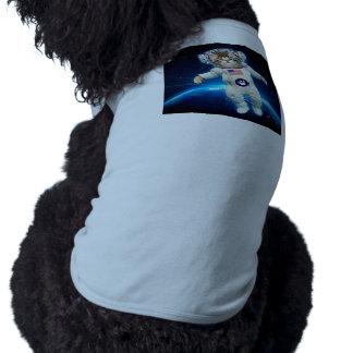 Cat astronaut - space cat - Cat lover Shirt
