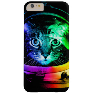 Cat astronaut - space cat - funny cats barely there iPhone 6 plus case