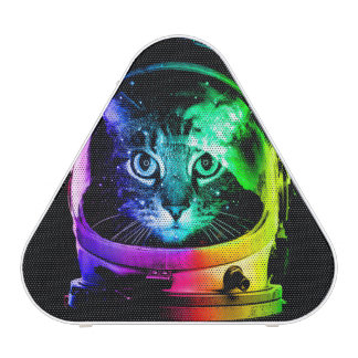 Cat astronaut - space cat - funny cats blueooth speaker