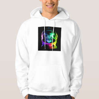 Cat astronaut - space cat - funny cats hoodie