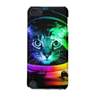 Cat astronaut - space cat - funny cats iPod touch (5th generation) cases