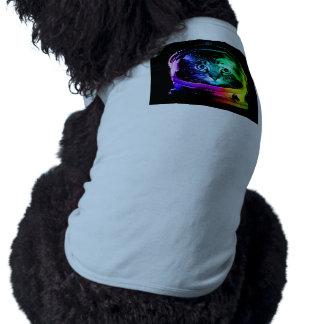 Cat astronaut - space cat - funny cats pet tee shirt