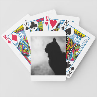 Cat ate Night Feline Animal cap Cat Puss Pussy Poker Deck