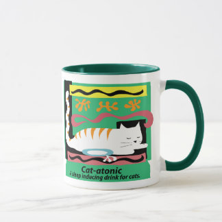 Cat-atonic Cup