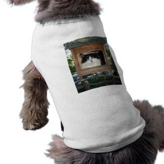 Cat Attitude Dog Tee