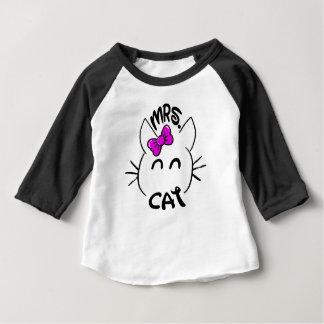 Cat baby baby T-Shirt
