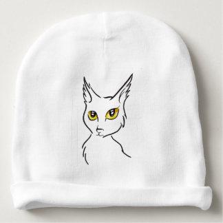 Cat Baby Beanie