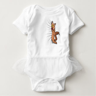 cat baby bodysuit