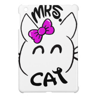 Cat baby cover for the iPad mini