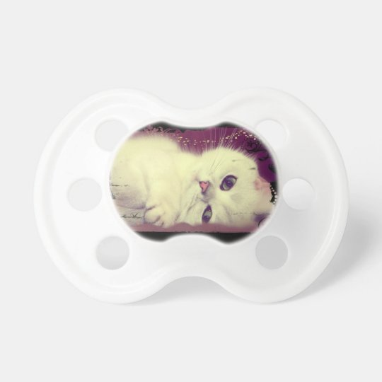 Cat Baby Pacifier