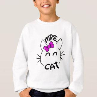 Cat baby sweatshirt