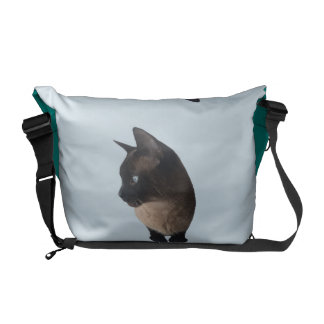 CAT BAG (siamese cat backpack) Courier Bags