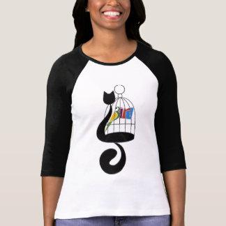 cat bird T-Shirt