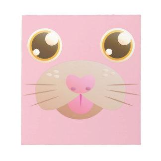 Cat Blep Notepad
