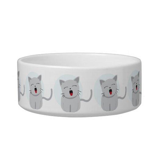 Cat Bowl, SLEEPY CAT
