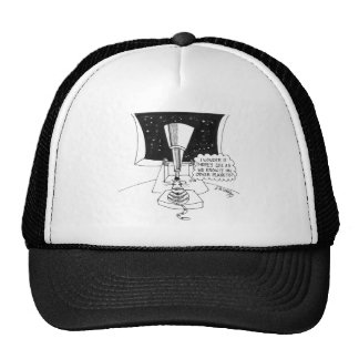 Cat Cartoon 5681 Trucker Hat