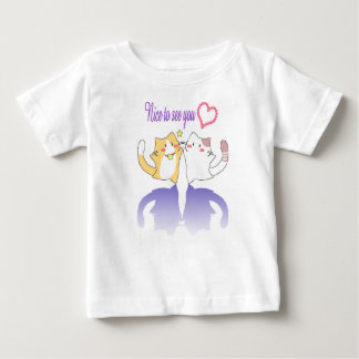 Cat cartridge long separation! baby T-Shirt