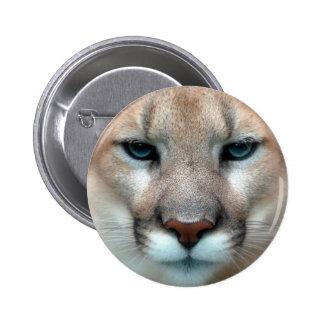 Cat Cats wild stripe print diy Anniversaries 2 Inch Round Button
