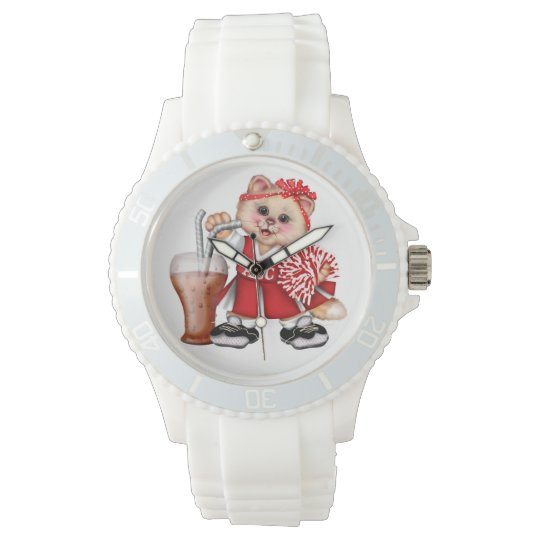 CAT CHEERLEADER CUTE  eWatch Watch