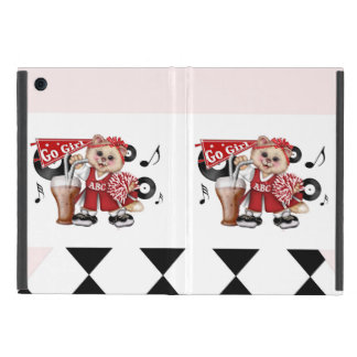 CAT CHEERLEADER CUTE iPad Mini iPad Mini Case