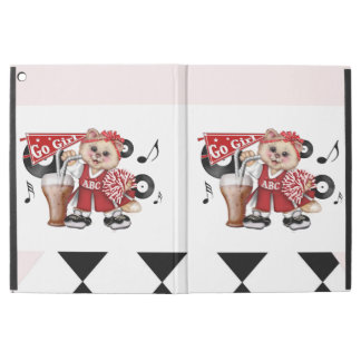 "CAT CHEERLEADER CUTE iPad Pro iPad Pro 12.9"" Case"