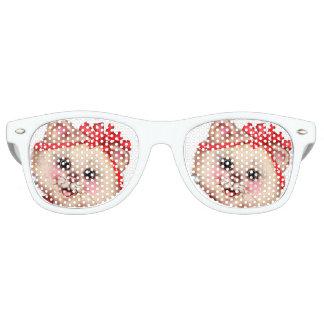 CAT CHEERLEADER CUTE Party Shades Sunglasses