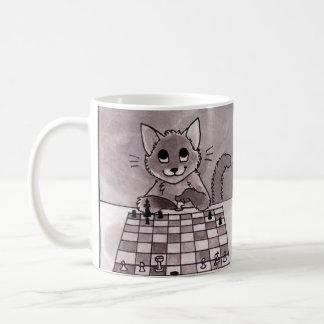 Cat Chess Mug