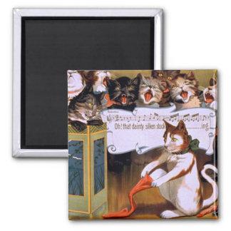 Cat Chorus! - Magnet #2
